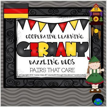 Cooperative Learning Dazzling Duos Pairs that Care Germany
