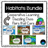 Cooperative Learning Dazzling Duos Pairs that Care Habitat  Mega Bundle