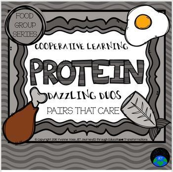 Cooperative Learning Dazzling Duos Pairs that Care Protein
