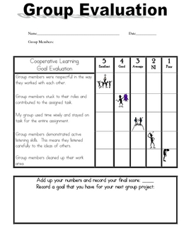 Cooperative Learning Evaluations for Students SURFFDOGGY