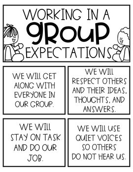 Cooperative Learning Expectations
