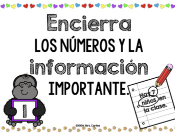 Cooperative Learning Group Roles in Problem Solving- Spanish