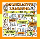 Cooperative Learning Grouping Cards –8 Set Bundle