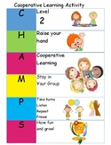 Cooperative Learning Groups Visual Schedule
