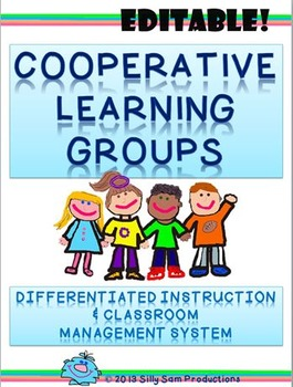 Cooperative Learning Groups Differentiated Instruction Classroom Management