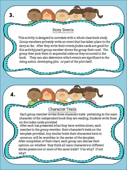 Setting Up Cooperative Learning Groups;20 Easy Activities For Your Huddle Groups