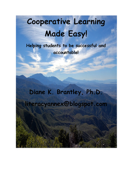 Cooperative Learning Made Easy!