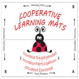 Cooperative Learning Mats LADYBUG Theme