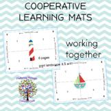 Cooperative Learning Mats NAUTICAL Theme