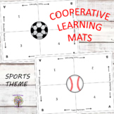 Cooperative Learning Mats SPORTS Theme