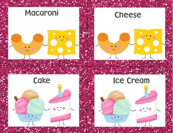 Cooperative Learning Pair Cards