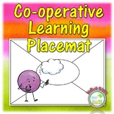 FREE Co-operative Learning Placemat