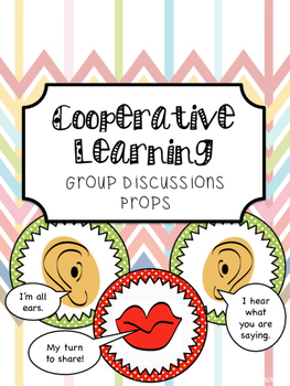 Cooperative Learning Props