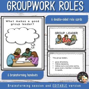Groupwork Roles