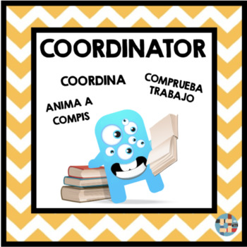 Cooperative Learning Roles