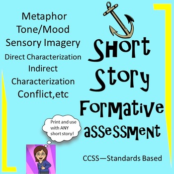 Short Story Assessment-Cooperative Learning