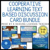 Cooperative Learning Text Based Discussion Cards and Criti