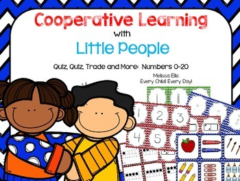Cooperative Learning with Little People:  Numbers 0-20