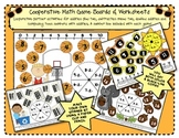 Cooperative Math Game Boards & Worksheets