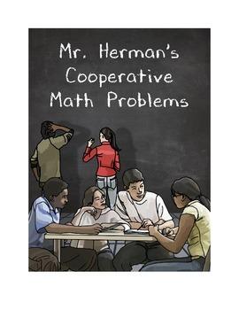 Cooperative Math Problems