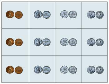 Cooperative Money Matching Game