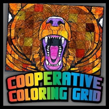 Cooperative Poster Bundle - Bear