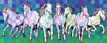 Cooperative Poster Bundle - Mustang Mural