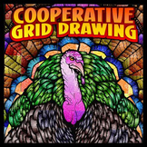 Cooperative Poster Bundle - Thanksgiving Turkey