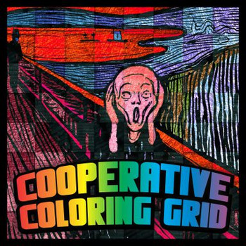Cooperative Poster Bundle - The Scream by Edvard Munch
