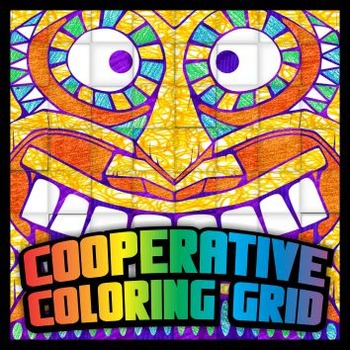 Cooperative Poster Bundle - Tiki Face