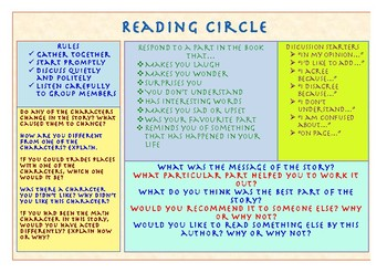 Cooperative Reading Circle