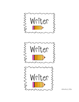 Cooperative learning job tags