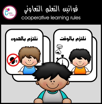Cooperative learning rules - Boys