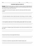 Coordinate Adjective Practice #2