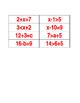 Coordinate Algebra Worksheet