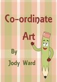 Coordinate Art - Fun with Coordinates Dragon Theme