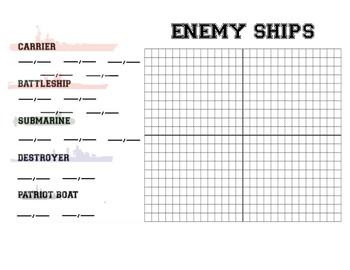 Coordinate Battleship!