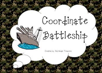 Coordinate Battleship