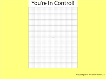 Coordinate Plane Pictures (Game Controller)