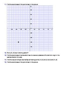 Coordinate Geometry - 100 problems with detailed solutions and insights