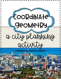 Coordinate Geometry- A City Planning/ Creation Project