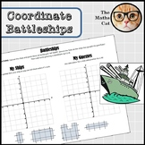 Coordinate Geometry Battleships