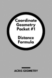 Coordinate Geometry - Distance Formula and Perimeter