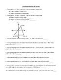 Coordinate Geometry Practice for SAT Math