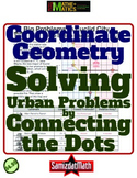 Coordinate Geometry: Problem Solving as Applied to Urban Planning