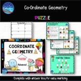 Coordinate Geometry Puzzle - Advanced