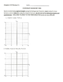 Coordinate Geometry Quadrilateral and Triangle Practice