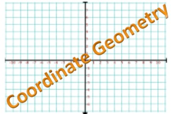 Coordinate Geometry Speed Dating Cards
