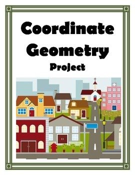 COORDINATE GEOMETRY PROJECT
