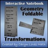Transformation Foldable~Translation~Rotation~Reflection~Coordinate Geometry~